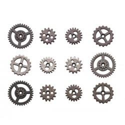 Mini Gears Idea Ology Tim Holtz