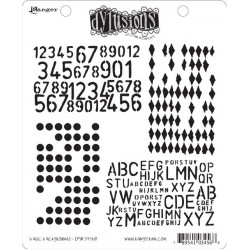 Basic Backgrounds Dyan Reaveley's Dylusions Cling Stamp