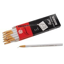 White Paper Wrapped China Markers