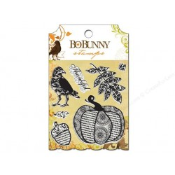 Apple Cider Clear Stamp Bo Bunny