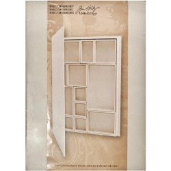 Configurations Book Ieda Ology Tim Holtz