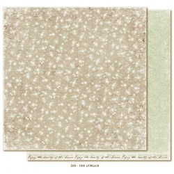 "10th of March 12""x12"" Vintage Spring Basics Maja Design"