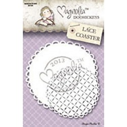 Lace Coaster Doohickeys OUT13
