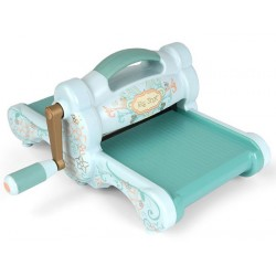 Big Shot Powder Blue & Teal Sizzix