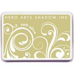 Soft Olive Hero Arts Shadow Ink