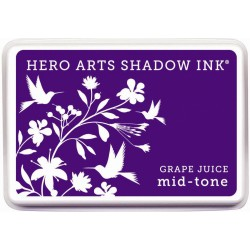 Grape Juice Hero Arts Shadow Ink