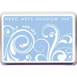 Soft Sky Hero Arts Shadow Ink