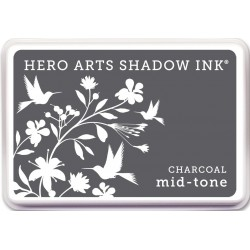 Charcoal Hero Arts Shadow Ink