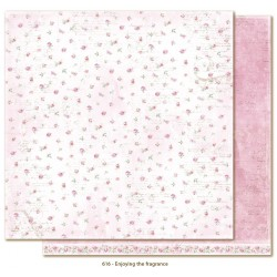 "Enjoying the Fragrance 12""x12"" Sofiero Collection Maja Design"