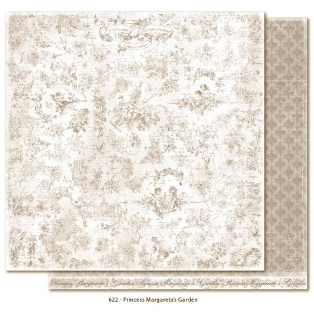 "Princess Margareta's Garden 12""x12"" Sofiero Collection Maja Design"