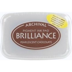 Pearlescent Chocolate Brilliance