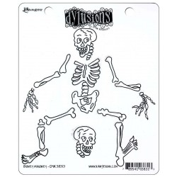 Boney Maioney Dyan Reaveley's Dylusions Cling Stamp