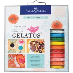 Designing With Gelatos Colors Kit 10 Colors