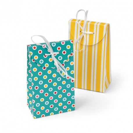 Bag with Flap Bigz Extra Long Die Sizzix