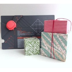 Gift Box Punch Board We R Memory Keepers