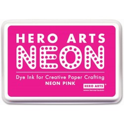 Neon Pink Hero Arts Ink