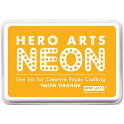 Neon Orange Hero Arts Ink