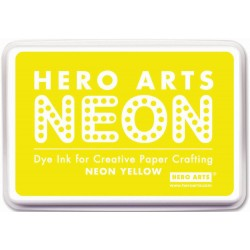 Neon Yellow Hero Arts Ink
