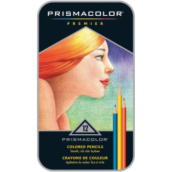 Prismacolor Premier Colored Pencil 12