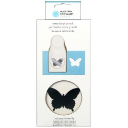 Country Butterfly Extra Large Punch Martha Stewart
