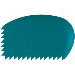 Blue W-02 Catalyst Silicone Wedge Tool