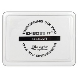 Clear Emboss It Embossing Ink Pad Ranger