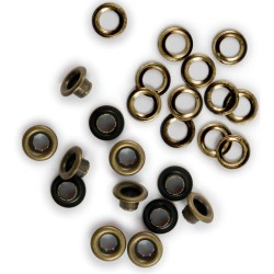 "Brass Eyelets & Washers 3/16"" We're Memory Keepers"