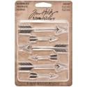 Arrows Metal Adornments Idea-ology by Tim Holtz