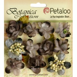Gray Minis Botanica Collection Petaloo
