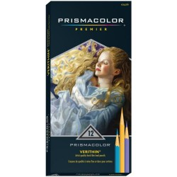 Prismacolor Premier Colored Pencil 12 Verithin