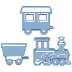 Train Creatables Marianne Desing