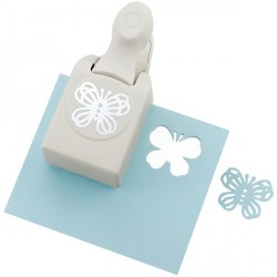 Butterfly Lace Large Double Craft Punch Martha Stewart