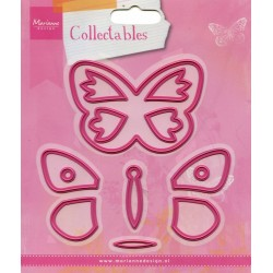 Butterfly Creatables Marianne Desing