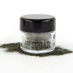 Charcoal Art Ingredients Art Sugar Ultra Fine Glitter 21 oz