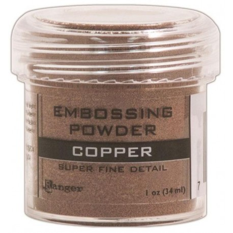 Copper Super Fine Detail Embossing Powder Ranger