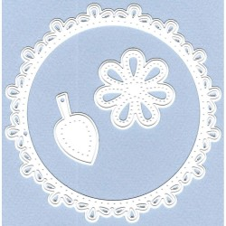 Circle & Flower Stitch Creatables