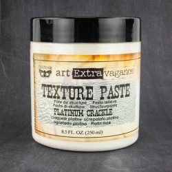 Platinum Crackle Texture Paste Extravagance Prima Marketing
