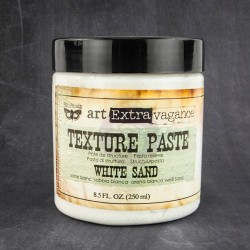 White Sand Texture Paste Extravagance Prima Marketing