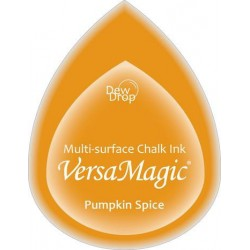 Pumpkin Spice Versamagic Dewdrops Chalk Ink