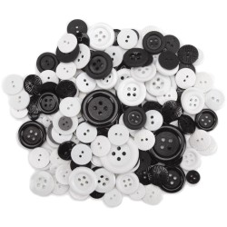 Dominos Dress It Up Button Super Value Pack 3 oz