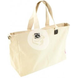 "Natural Prima Canvas Tote 12.5"" x 24"" Prima Marketing"