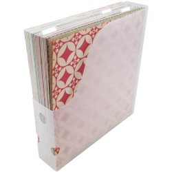"Paper Holder 12"" x 12"" Cropper Hopper"