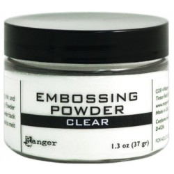 Clear Embossing Powder 1,5 oz Ranger