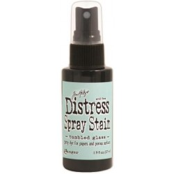 Tumbled Glass Distress Spray Stains 1.9 oz Bottle Tim Holtz