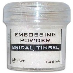 Bridal Tinsel Embossing Powder Ranger