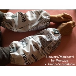 Journal Sleevers/Manicotti by Maruzza