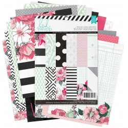 """Hello Beautiful Paper Pad 6"""" x 8"""" by Heidi Swapp American Crafts"""