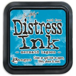 Mermaid Lagoon March Distress Ink Pad
