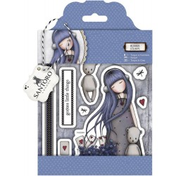 Dear Alice Gorjuss Urban Rubber Stamps