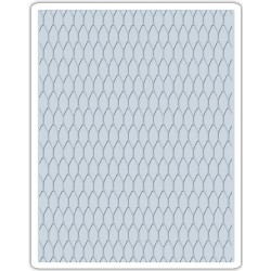 Mesh Texture Fades Sizzix by Tim Holz